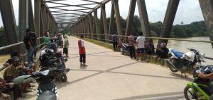 Breaking news! Warga Tengah Ulu Tenggelam di Sungai Batang Tebo