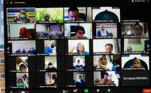 IKWI Jambi Tampil di Berbagai Kegiatan di HPN 2021