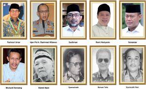 Ini 10 Tokoh Penerima PWI Jambi Award