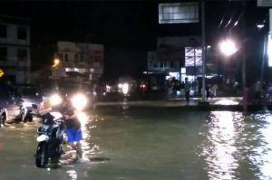 Sedimentasi dan Pengecilan Saluran Pemicu Banjir di Kota Jambi