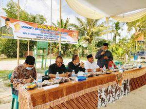 Gelar Reses di Markanding, Ahmad Taufik Tampung Aspirasi Masyarakat