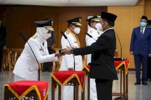BREAKING NEWS! Mendagri Tunjuk Hari Nur Cahya Murni Sebagai Pj Gubernur Jambi