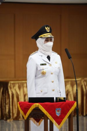 Hari Nur Cahya Murni Resmi Jabat Pj Gubernur Jambi