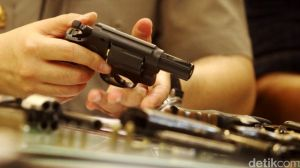2 Oknum Polisi Diamankan Terkait Dugaan Jual Senjata