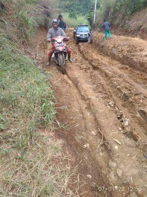 Dinas PUPR Siapkan Rp 800 Juta Perbaiki Jalan Renah Pemetik