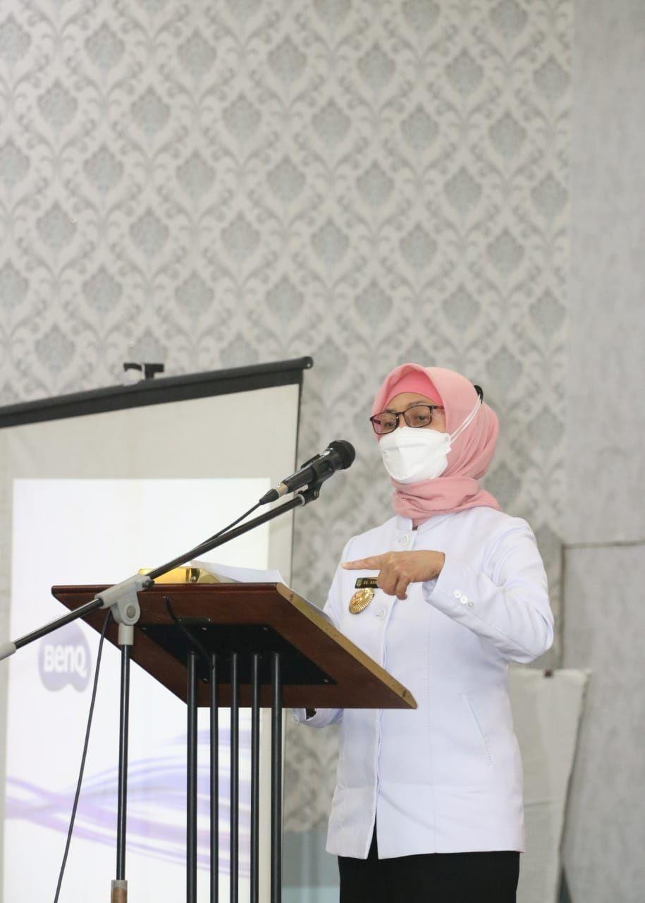 Pj Gubernur Buka Forum OPD untuk Ketahanan Pangan