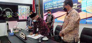 Pemkot Jambi Gelar Forum Konsultasi Publik RKPD tahun 2022