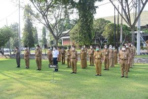 Lima Kepala OPD Ikuti Asessment di Riau