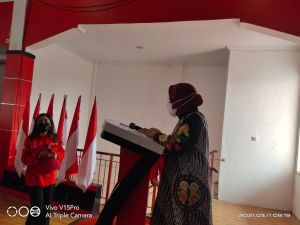 Gembleng Kader PDIP Jambi, Risma: Ayo Bergerak, Jangan Tunggu 2024