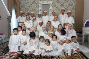 Kerinduan Ramadhan Tanpa Dirimu, Bapak