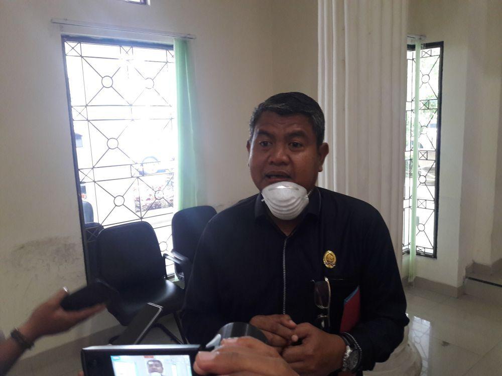 Anggota Komisi II DPRD Kota Jambi, Sutiono.