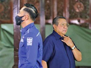 Sebut Pemerintah Bekingi Moeldoko, SBY dan AHY Dinilai Sebar Fitnah