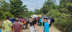 Warga Lima Desa di Bungo Bentrok dengan Pekerja Tambang Batubara PT KBPC