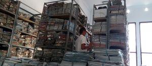 Penyimpanan Arsip WP Samsat Tebo Over load