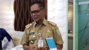 Intai PKL Nakal, Pemkot Pasang CCTV di Pasar Talang Banjar