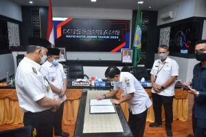 Musrenbang RKPD Kota Jambi Tahun 2022 Sukses Digelar Secara Virtual