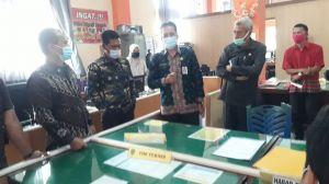 Pelayanan di DPMTSP Kecewakan Anggota Komisi II DPRD Batanghari