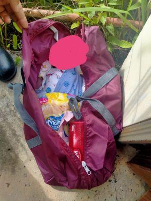BREAKING NEWS: Bayi Umur Tiga Minggu di Bungo Dibuang dalam Tas, Ditemukan Sudah Meninggal