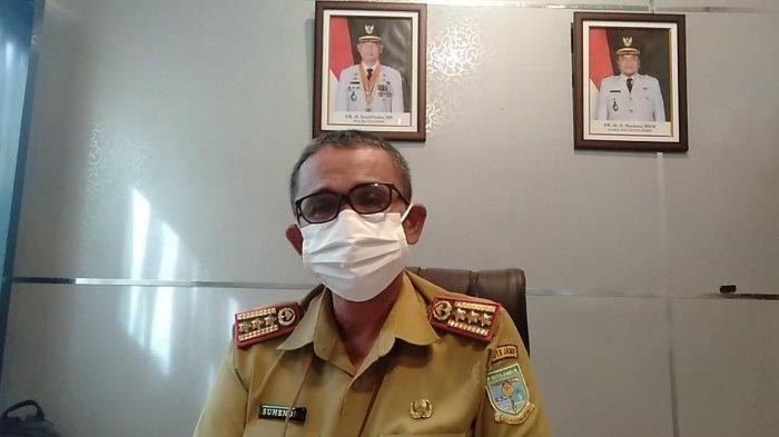 Kepala Bappeda Kota Jambi, Suhendri.