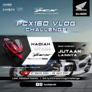 Upload Video di Youtube, Bisa Bawa Pulang All New Honda PCX