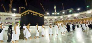 Saudi Buka Umrah Tebatas Awal Ramadan, Ini Syaratnya