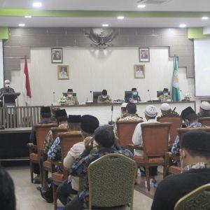 Pemkot Berikan Pelatihan Manajemen Masjid