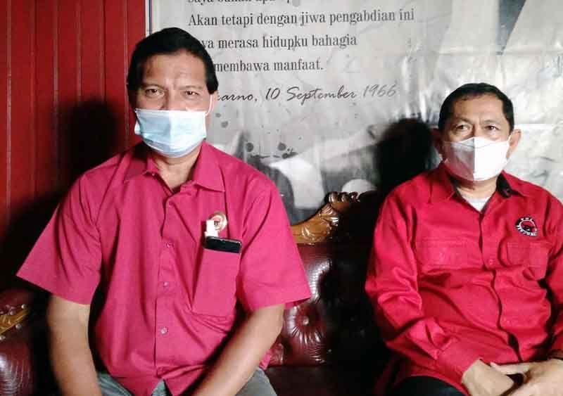 H Abdullah Resmi Gantikan Mulyani jadi Ketua DPRD.