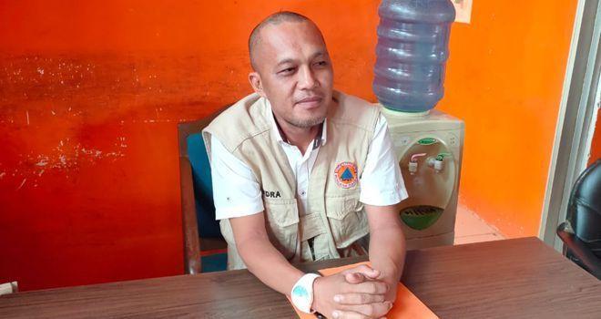 Kabid Kedaruratan dan Logistik, Indra S Gunawan.
