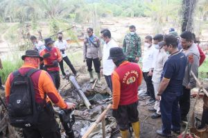 Empat Hari Operasi, 300 Sumur Minyak Ilegal Ditutup