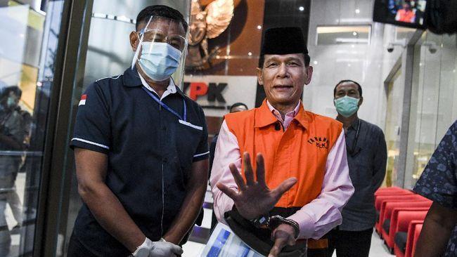 Rizal Djalil Dituntut 6 Tahun Penjara