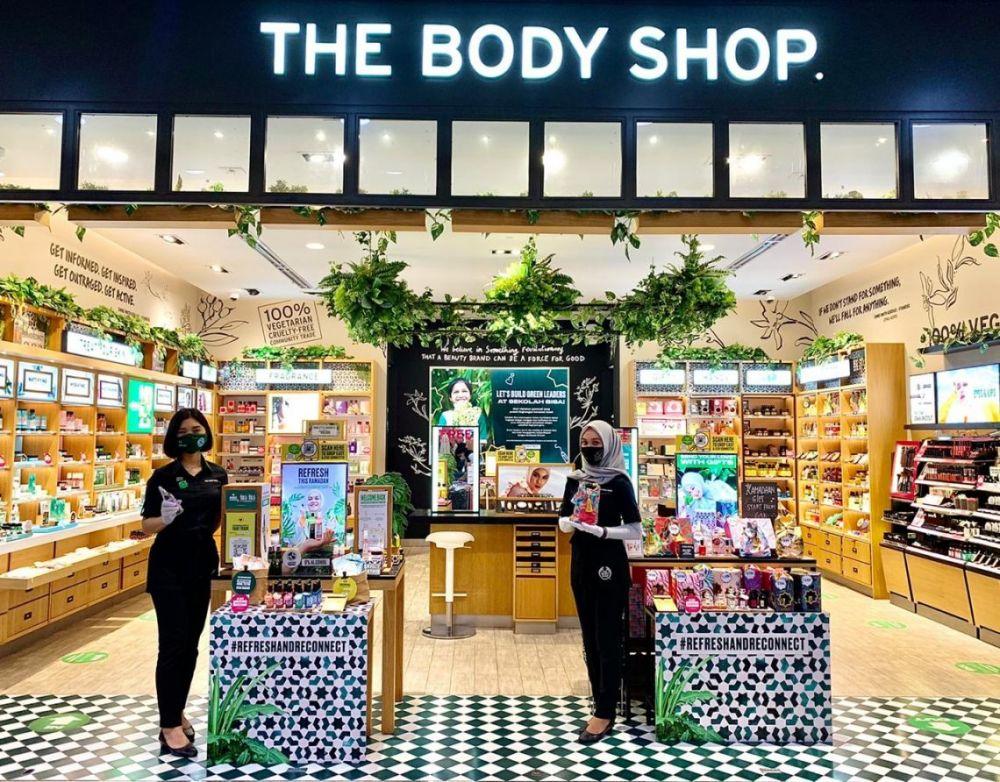 Green Ramadhan The Body Shop