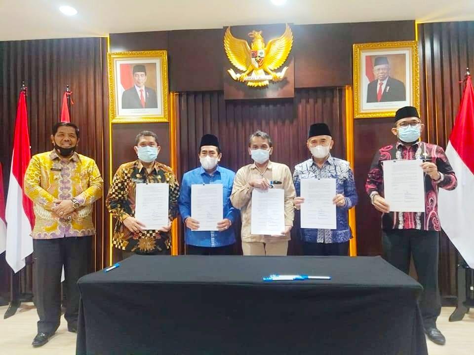 Polemik aset Kota Sungai Penuh dan Kabupaten Kerinci Tuntas