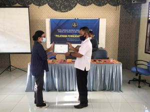 Catatan PKM STIE: Membangun Asa Pengembangan Taman Hortikultura Desa Kasang Kota Karang