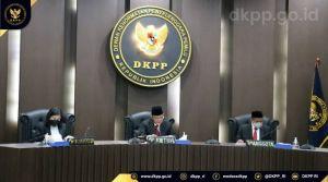 DKPP Berikan Peringatan Keras ke Anggota KPU Provinsi Jambi