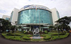 Holding Grup Astra Catat Laba Bersih Rp 3,73 Triliun