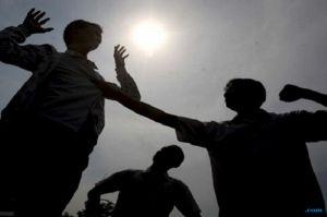 Polisi Tangkap Delapan Tersangka Penyerang Petugas Bea Cukai