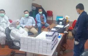 Diduga Antigen Pakai Alat Bekas, Kimia Farma di Kualanamu Digerebek