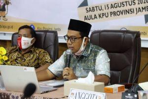 Beredar Surat Pengunduran M Sanusi dari Komisioner KPU Provinsi Jambi