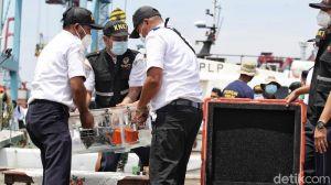 Kapan Hasil Investigasi Jatuhnya Sriwijaya Air SJ182 Diungkap? Ini Jawaban KNKT