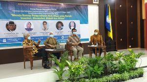 Mantan Wakil Ketua MK Mengusulkan Badan Otoritas Pengelolaan Hulu Migas