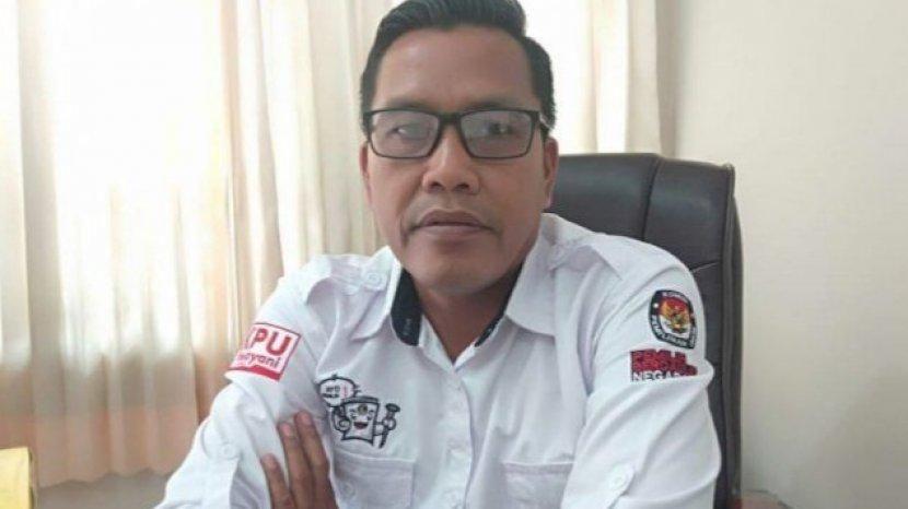 Apnizal, Komisioner KPU Provinsi Jambi .