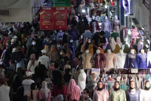 Jelang Idul Fitri, Pusat Perbelanjaan Jadi Atensi Satgas Covid