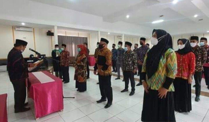 Ketua KPU Kerinci Ingatkan Penyelenggara Jaga Netralitas di PSU