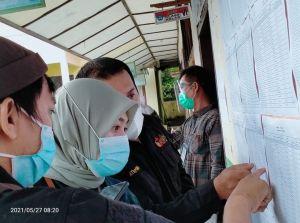 Ketua KPPS Pondok Beringin Bantah Temuan Bawaslu Provinsi Tak Tempelkan DPT di TPS 02