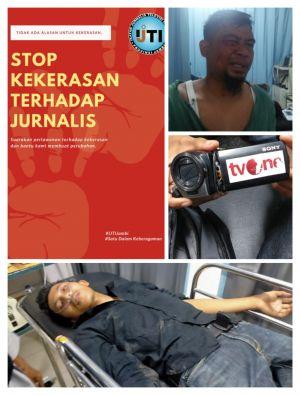 IJTI Jambi Minta Polisi Usut  Pelaku Pengeroyokan 2 Jurnalis di Bungo