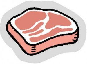 30 KK di Bougenvile Dikasih Daging Babi