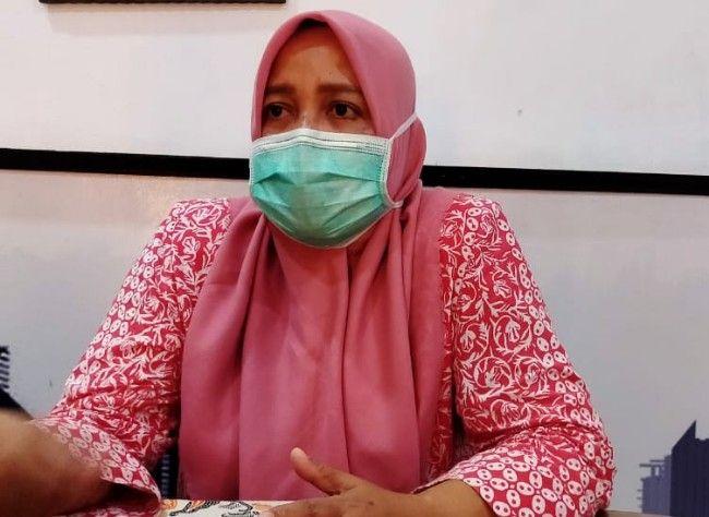 Juru bicara satgas covid-19 Kabupaten Batanghari dr. Elfi yennie.