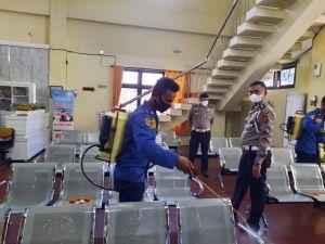 Sejumlah Petugas Positif, Samsat Kota Jambi Tutup Tiga Hari