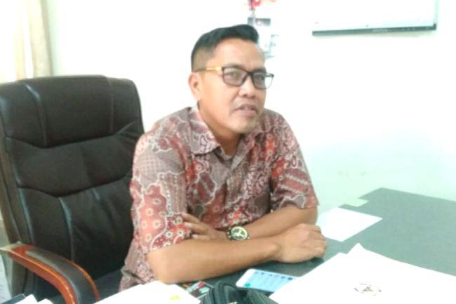Komisioner Komisi Pemilihan Umum (KPU) Provinsi Jambi Apnizal .