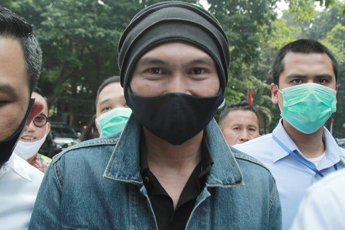 Anji Diduga Ditangkap Polisi Saat Gunakan Narkoba di Cibubur